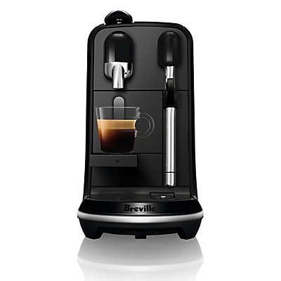 Nespresso® by Breville® Creatista Uno Coffee Maker in Black