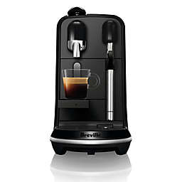 Nespresso® by Breville® Creatista Uno Coffee Maker in Black