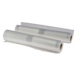 Nesco® 2-Pack Vacuum Sealer Bag Rolls