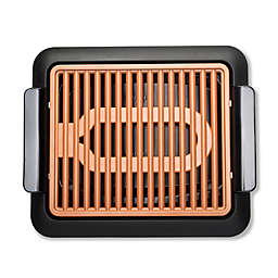Gotham™ Steel Indoor Electric Smokeless Grill