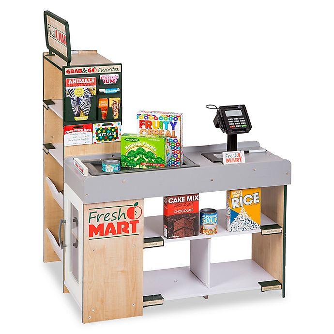 Alternate image 1 for Melissa & Doug® Fresh Mart Grocery Store