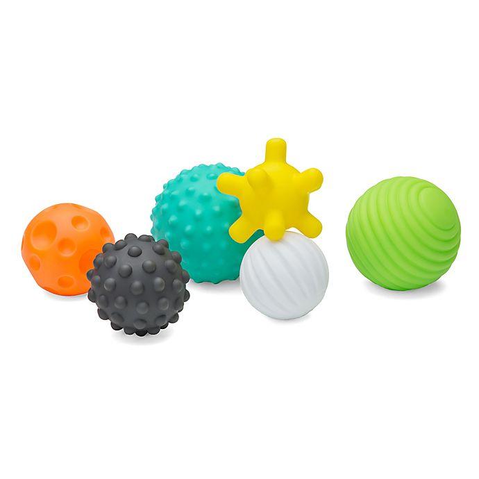 Alternate image 1 for Infantino™ Textured Multi-Ball Set