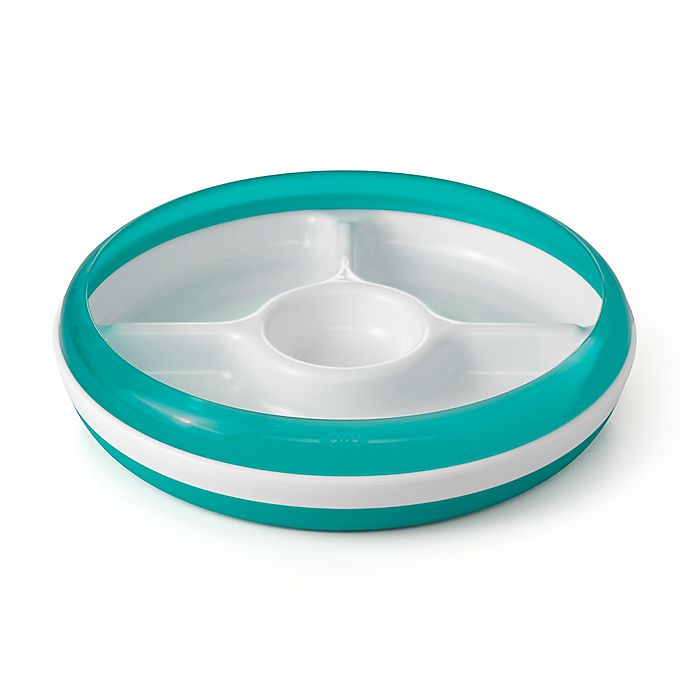 Alternate image 1 for OXO Tot® Divided Plate with Removable Ring