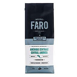 FARO Roasting Houses 13 oz. Limited Roast Best Nicaraguan Whole Bean Coffee