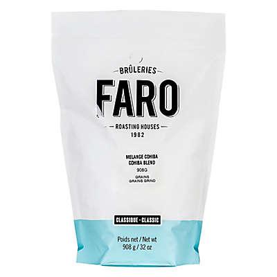 FARO Roasting Houses 2 lb. Cohiba Dolce Whole Bean Coffee