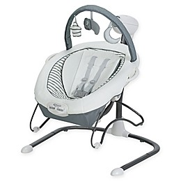 Graco® Duet Sway™ LX Swing with Portable Bouncer in Holt White