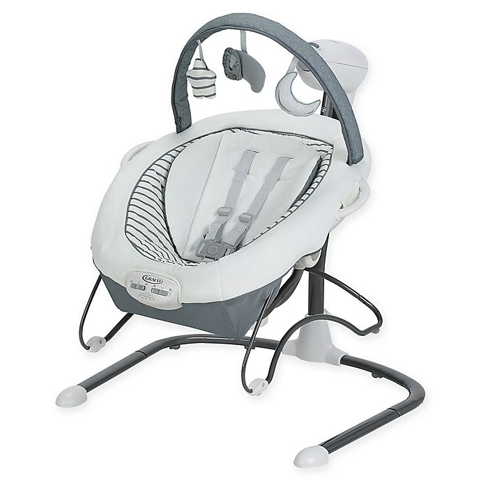 Alternate image 1 for Graco® Duet Sway™ LX Swing with Portable Bouncer in Holt
