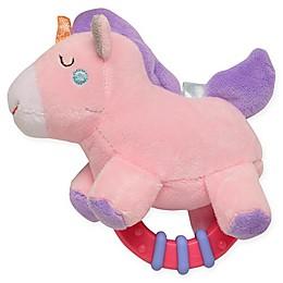 Magic Years® Unicorn Ripple Rattle in Pink
