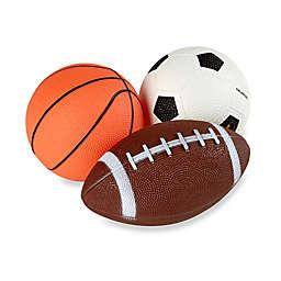 Sport Design Sport Ball Pack (Set of 3)