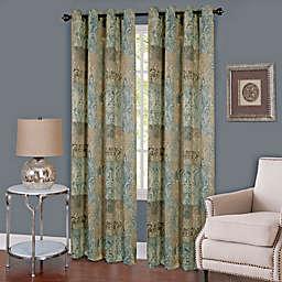 Achim Vogue Grommet Top Room-Darkening Window Curtain Panel