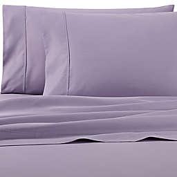 Brookstone® BioSense™ 500-Thread-Count Standard/Queen Pillowcases in Lavender (Set of 2)
