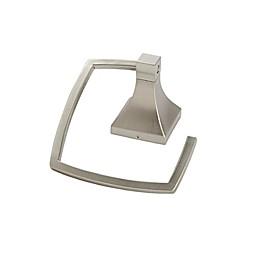 Umbra® Zen Towel Ring in Nickel