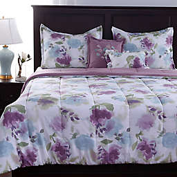 Berkshire Blanket Dreamy Floral Reversible Comforter Set