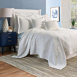 Shells Matelasse Coverlet