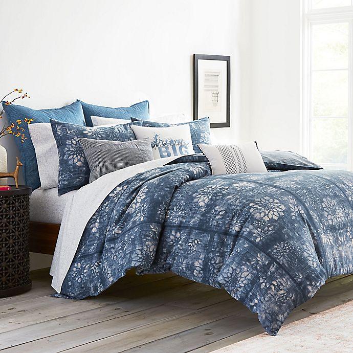 ed ellen degeneres hanako reversible comforter set bed bath beyond. Black Bedroom Furniture Sets. Home Design Ideas