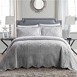 VCNY Home Westland Plush Bedspread Set