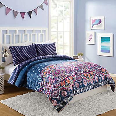 Vera Bradley® Sedona Medallion Reversible Comforter Set