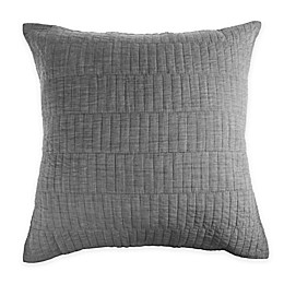 Real Simple® Dune Chambray European Pillow Sham