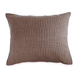 Real Simple® Dune Chambray Standard Pillow Sham