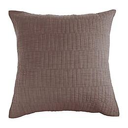 Real Simple® Dune Chambray European Pillow Sham