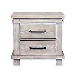Soho Baby Hampton Night Stand in Stonewash