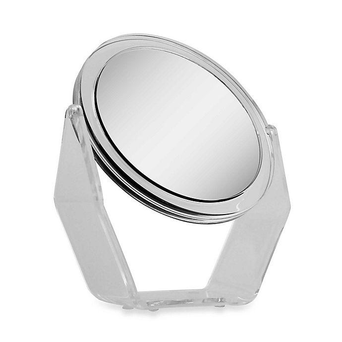 Alternate image 1 for Zadro™ Dual Sided Swivel Vanity Mirror in Acrylic