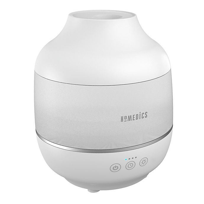 Alternate image 1 for HoMedics® Total Comfort Cool Mist Ultrasonic Humidifier in White