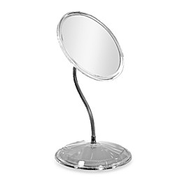 Zadro™ Gooseneck Vanity Mirror in Acrylic/Chrome