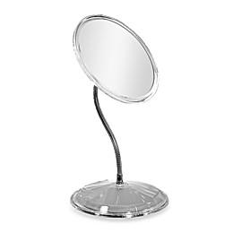 Zadro™ 6-Inch Acrylic Gooseneck Vanity Mirror