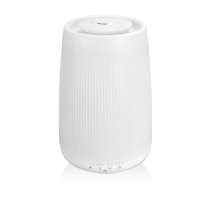 Alternate image 1 for HoMedics® Total Comfort Plus Warm & Cool Mist Ultrasonic Humidifier in White