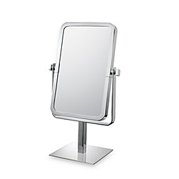 Kimball & Youn Mirror Image™ Rectangular 3X/1X Vanity Mirror with Chrome Finish