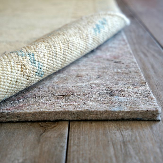 Thick Felt Rubber Rug Pad