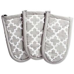 Design Imports Lattice Pan Handle Covers (Set of 3)
