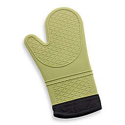 Silicone Quilted Oven Mitt