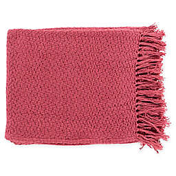 Surya Tress Throw Blanket