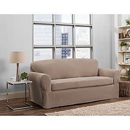 leather sofa cover | Bed Bath & Beyond