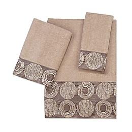 Avanti Galaxy Bath Towel Collection in Linen