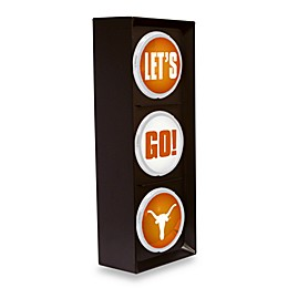 University of Texas Let's Go Light