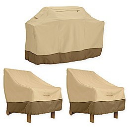 Classic Accessories® Veranda Patio 3-Piece Patio Furniture Covers