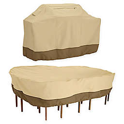 Classic Accessories® Veranda 2-Piece Patio Furniture Covers
