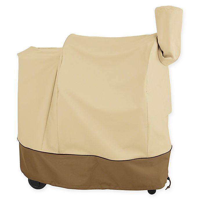 Alternate image 1 for Classic Accessories® Veranda 22-Series Pellet Grill Cover in Pebble
