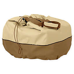 Classic Accessories® Veranda Round Tabletop Grill Cover/Carry Bag