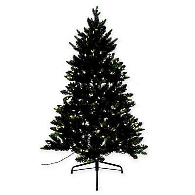 Artificial Christmas Trees Pre Lit Christmas Trees Bed Bath Beyond