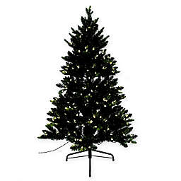 Artificial Christmas Trees Pre Lit Christmas Trees Bed Bath Beyond