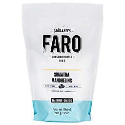 FARO Roasting Houses 2 lb. Sumatra Mandheling Whole Bean Coffee