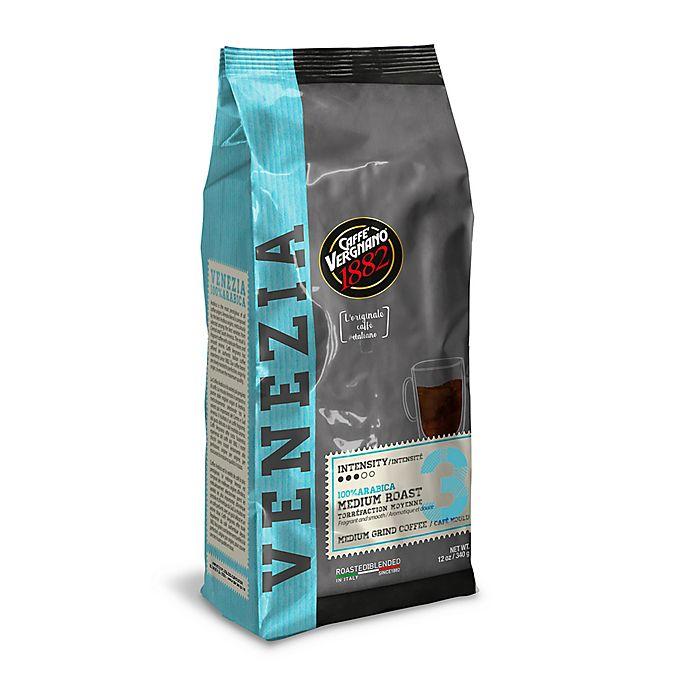 Alternate image 1 for Caffe Vergnano® 12 oz. Venezia Blend Ground Coffee