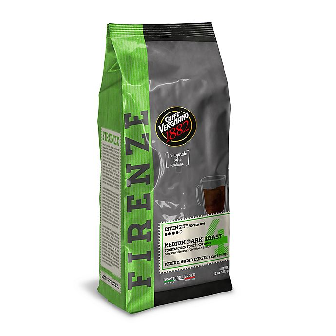 Alternate image 1 for Caffe Vergnano® 12 oz. Ground Coffee Collection