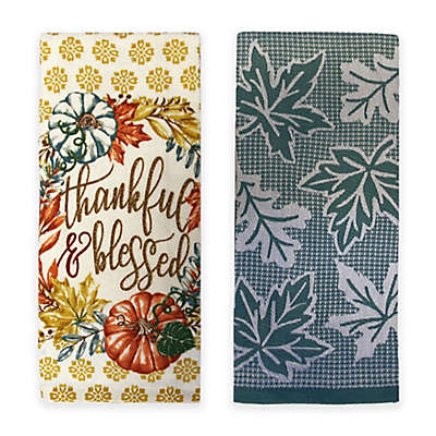 Blessed Kitchen Towels (Set of 2)