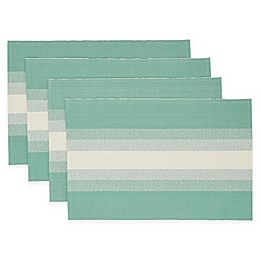 Ombre Stripe Placemats (Set of 4)