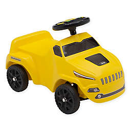 Jeep® Cherokee Ride-On Push Car